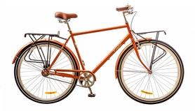 """Велосипед городской Dorozhnik Comfort Male 14G Velosteel St 28"""" 2016 оранжевый, рама - 22"""""""