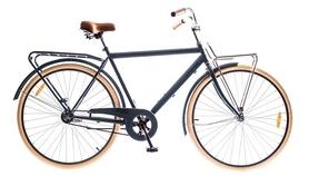 """Велосипед городской Dorozhnik Comfort Male 14G Velosteel St 28"""" 2016 черный, рама - 22"""""""