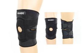 Суппорт колена с открытой коленной чашечкой Grande GS-1740 (1 шт)