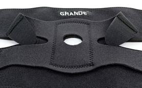 Фото 4 к товару Суппорт колена с открытой коленной чашечкой Grande GS-1740 (1 шт)