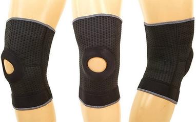 Суппорт колена с открытой коленной чашечкой Grande GS-1460 (1 шт)