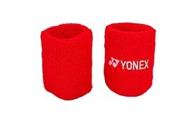 Повязка на кисть (напульсник) Yonex BC-5763-R красно-белая