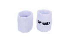 Повязка на кисть (напульсник) Yonex BC-5763-W бело-черная