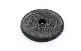 Фото 6 к товару Гантели наборные обрезиненные TA-1436-50R 2 шт по 25 кг