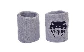 Повязка на кисть (напульсник) Venum BC-5754-GR серо-черная
