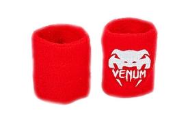 Повязка на кисть (напульсник) Venum BC-5754-R красно-белая