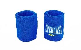 Повязка на кисть (напульсник) Everlast BC-5755-B синий
