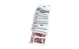 Фото 3 к товару Карты игральные с пластиковым покрытием SILVER 100 DOLLAR IG-4566-S