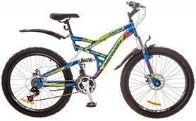 "Велосипед горный Discovery Canyon AM2 14G DD 26"" 2017 красный, рама - 19"""