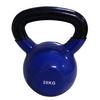 Гиря виниловая Rising 28 кг синяя - фото 1