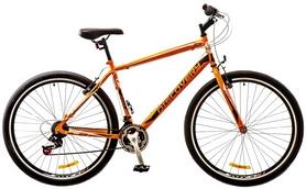 """Велосипед городской Discovery Attack 14G Vbr 29"""" 2017 оранжево-серо-белый, рама - 19,5"""""""