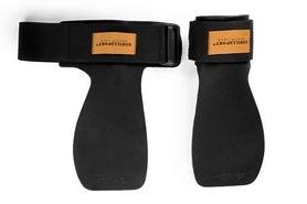 Лямки штангиста кожаные Onhillsport OS-0384