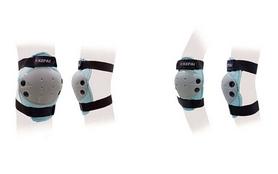 Фото 2 к товару Защита для катания (комплект) Kepai Protectors синий