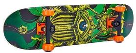 Скейтборд дерево Fish Capricorn 31in черно-оранжевый
