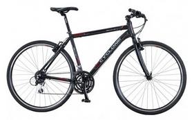 """Велосипед городской Cyclone Discovery-Hybrid 28"""" черный, рама – 19"""""""