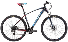"Велосипед горный Winner Drive 29"" черно-синий, рама - 22"""