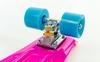 Пенни борд Penny PC SK-4353 розовый - фото 3