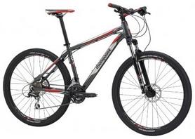 """Велосипед горный Mongoose Tyax Sport 27,5"""" 2016 серый, рама - L"""
