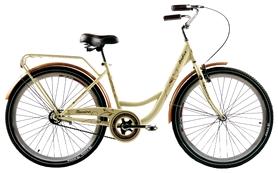 """Велосипед городской женский Ardis Messina 26"""" бежевый, рама - 17"""""""