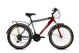 """Велосипед городской Ardis Santana M 26"""" серый, рама - 19"""""""