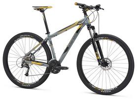 """Распродажа*! Велосипед горный Mongoose Tyax Comp 27,5"""" 2016 серый, рама - XL"""