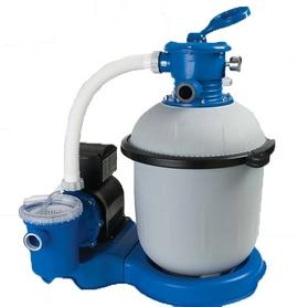 Насос фильтрующий для бассейна песочный Intex 28652 (фильтр 10031, л/ч, насос 12114 л/ч)