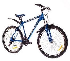 """Велосипед горный Formula Dynamite AM 14G Vbr St ST-EF51 26"""" 2016 синий, рама - 16"""""""