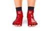 Защита для ног (стопа) ZLT BO-2601-R красная - фото 2