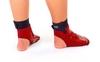 Защита для ног (стопа) ZLT BO-2601-R красная - фото 3