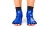 Защита для ног (стопа) ZLT BO-2601-B синяя - фото 2