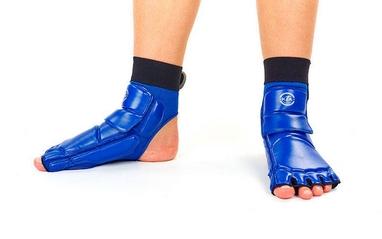 Защита для ног (стопа) ZLT BO-2601-B синяя