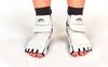 Защита для ног (стопа) ZLT BO-2601-W белая - фото 4