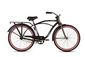 """Велосипед городской Ardis Cruiser 26"""" черный, рама - 18"""""""