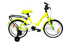 "Велосипед детский Ardis Crossride Lime 16"" желтый"