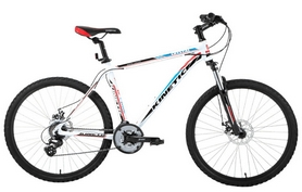 """Велосипед горный Kinetic Crystal 29"""" белый, рама - 18"""""""