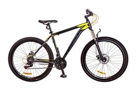 """Велосипед горный Formula Dynamite AM 14G DD 27.5"""" 2017 серо-желтый, рама - 19"""""""
