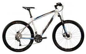 """Велосипед горный Corratec X-Vert Expert 650B 27,5"""" 2015 белый, рама - 54 см"""