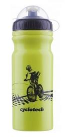 Фляга велосипедная Cyclotech Water Bottle CBOT-1GR 680 мл салатовая