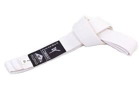 Распродажа*! Пояс для кимоно Matsa MA-0040-W белый - 250 см