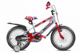 """Велосипед детский Ardis Mini 16"""" белый"""