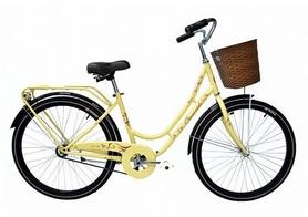 """Велосипед городской женский Ardis New Age 26"""" бежевый, рама - 18"""""""