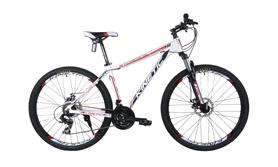"Велосипед горный Kinetic Storm win16-119 27,5"" белый, рама - 21"""