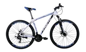 "Велосипед горный Kinetic Storm win17-055 29"" белый, рама - 18"""