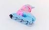Коньки роликовые Kepai SK-321 Pink - фото 4
