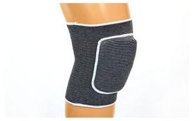 Наколенники для волейбола Kepai BC-771-GR серо-черные