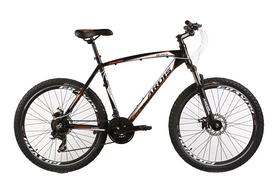 """Велосипед подростковый горный Ardis Quick 24"""" 2016 черный, рама – 14"""""""