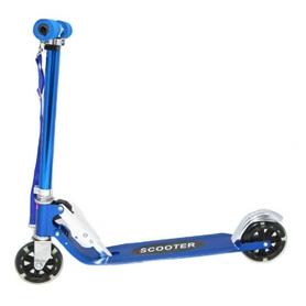 Самокат двухколесный Scooter 2-B синий