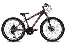 "Велосипед горный Ardis HT4 24"" серый, рама – 16"""
