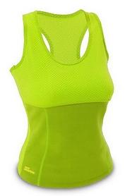Майка для фитнеса женская Hot Shapers FI-4818-G салатовая
