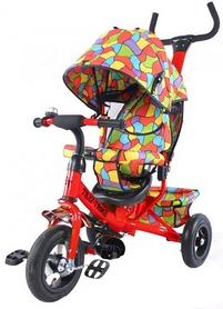 Велосипед трехколесный Baby Tilly Trike T-351-1 красный